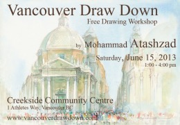Vancouver Draw Down 2013